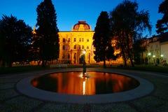 Università di Maribor, Slovenia Fotografia Stock