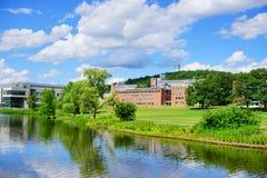 Università di Massachusetts Amherst Fotografie Stock Libere da Diritti