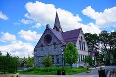 Università di Massachusetts Amherst Immagine Stock Libera da Diritti