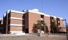 Università di Memphis, di tecnologia e di Servizio tecnico Fotografie Stock