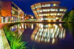 Università di Nottingham in Inghilterra Fotografie Stock