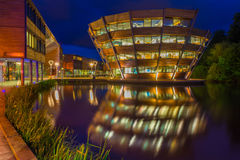 Università di Nottingham in Inghilterra Immagine Stock