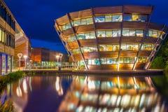 Università di Nottingham in Inghilterra Fotografie Stock Libere da Diritti