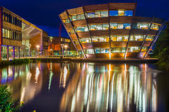 Università di Nottingham in Inghilterra Fotografia Stock Libera da Diritti