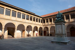 Università di Oviedo Immagine Stock Libera da Diritti