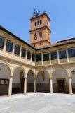 Università di Oviedo Fotografie Stock Libere da Diritti
