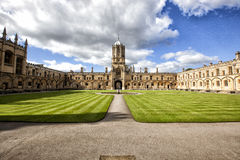 Università di Oxford Fotografia Stock