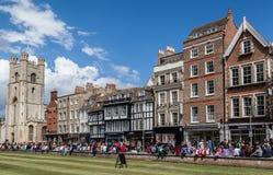 Università di Oxford Inghilterra Immagini Stock Libere da Diritti