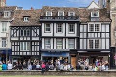 Università di Oxford Inghilterra Fotografia Stock