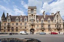 Università di Oxford Inghilterra Immagini Stock