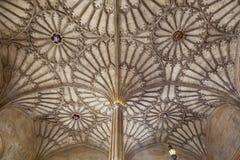 Università di Oxford Inghilterra della chiesa di Cristo Fotografia Stock Libera da Diritti