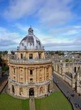 Università di Oxford, macchina fotografica di Radcliffe Fotografia Stock