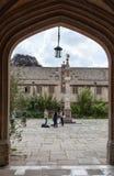 Università di Oxford storica Inghilterra delle costruzioni Fotografie Stock