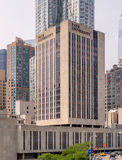 Università di passo a New York Immagini Stock
