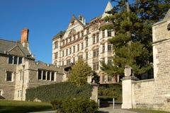 Università di Princeton immagine stock libera da diritti