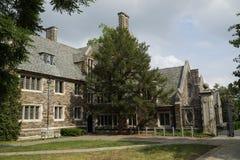 Università di Princeton, U.S.A. fotografie stock