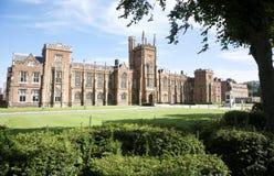 Università di Queens Belfast Immagini Stock