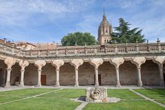 Università di Salamanca Fotografia Stock