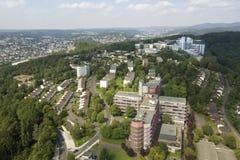 Università di Siegen, Germania Immagine Stock