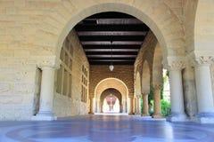 Università di Stanford Fotografie Stock