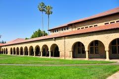 Università di Stanford a Palo Alto Fotografie Stock