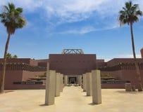 Università di Stato di Arizona Art Museum, Tempe, Arizona Fotografia Stock Libera da Diritti