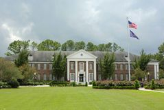 Università di Stato di Nicholls Immagini Stock Libere da Diritti