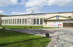 Università di Stato di Smolensk Fotografia Stock Libera da Diritti