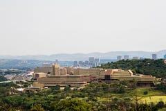 Università di Sudafrica Immagine Stock
