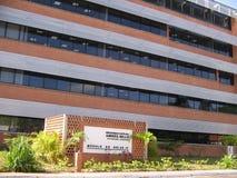Università di UCAB, Puerto Ordaz, Venezuela immagine stock libera da diritti