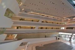 Università di Vienna di economia e di affare Immagini Stock