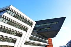 Università di Vienna di economia e di affare Immagine Stock