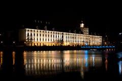 Università di Wroclaw fotografia stock libera da diritti