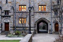 Università di Yale Fotografie Stock