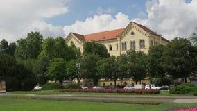 Università di Zagabria video d archivio