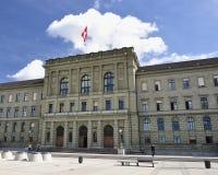 Università di Zurigo. Fotografia Stock Libera da Diritti