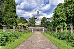 Università II di Nottingham fotografia stock libera da diritti