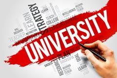 universität stockbild