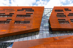 Universität der Wirtschaft Wien Stockfotos