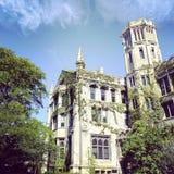 Universität des Chicago-Gebäudes Stockbilder