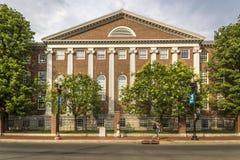 Universität Harvard Stockfoto