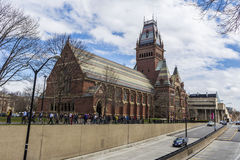 Universität Harvard Stockfotografie