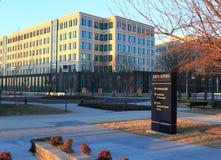 Universität John Hopkins stockfotografie