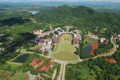 Universität Mae Fahrenheits Luang Stockfoto