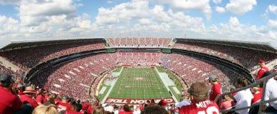 Universität von Alabama Million Dollar-Band pregame Lizenzfreie Stockfotografie