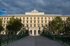Universität von angewandten Künsten Wien Stockfoto