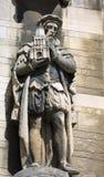 Universität von Cambridge, von Caius (Tasten) und von Gonville Lizenzfreie Stockbilder
