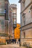 Universität von Cambridges-Rat Stockbilder