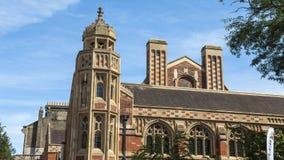 Universität von Cambridges-Stadt lizenzfreie stockfotografie