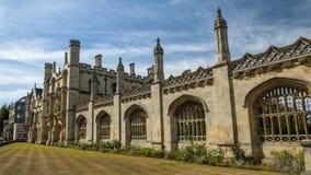 Universität von Cambridges-Stadt stockfotos